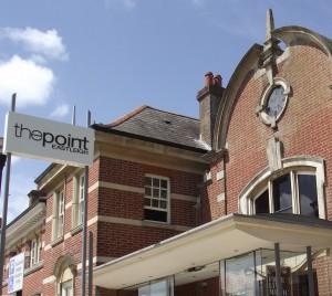 the point eastleigh