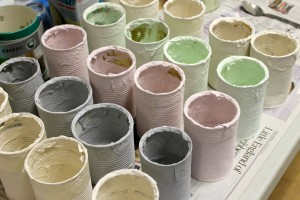 MOULOU Chalk paint workshop