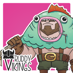 ruddy vikings square