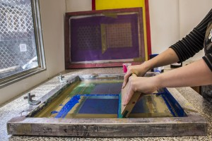 Learn to Screen Print with Miesje Chafer