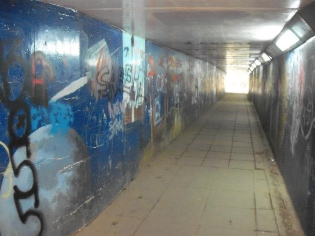 Fleming park underpass