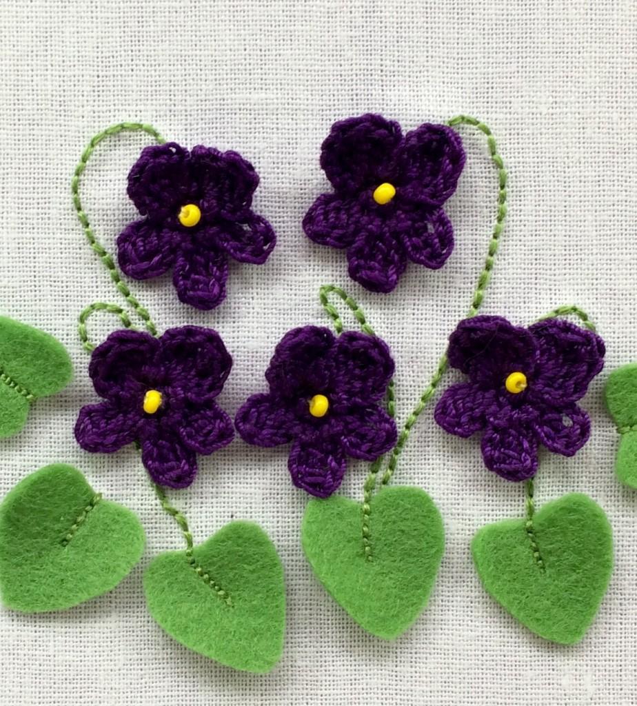 Sweet-violets-close-up