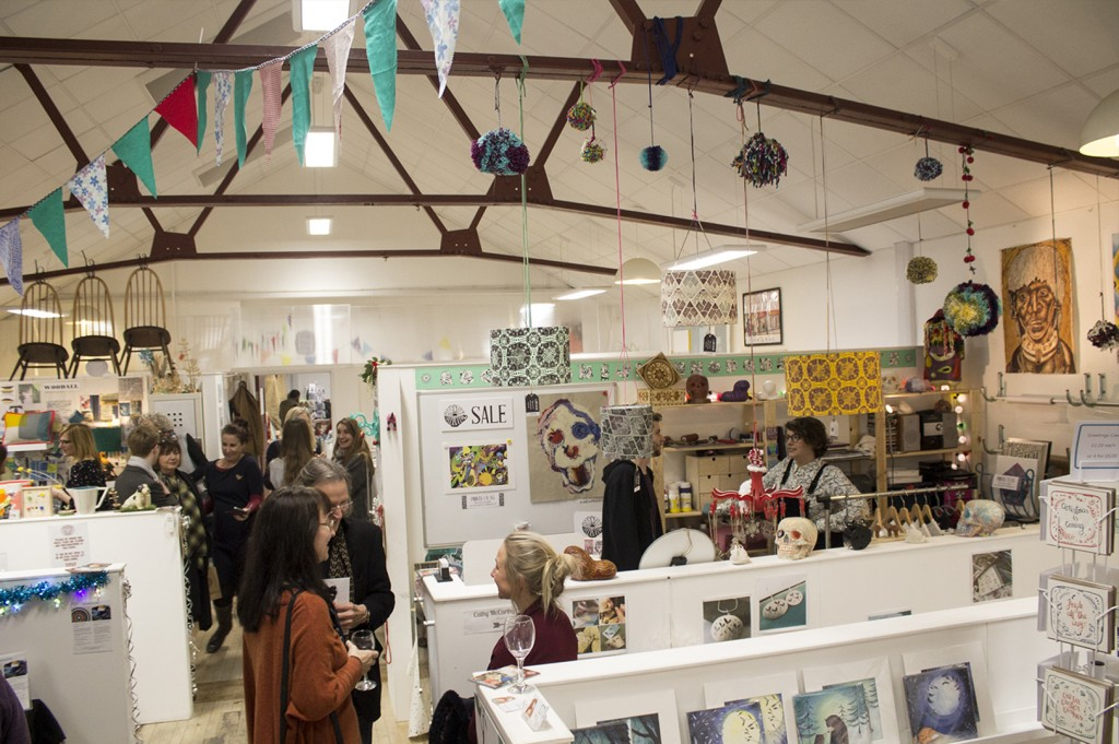 Winter Open Studios photo 2