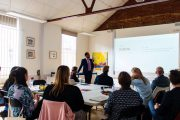 Eastleigh Creative SEO Workshop with Aaron Syed at The Sorting Office Designer-Maker Studios
